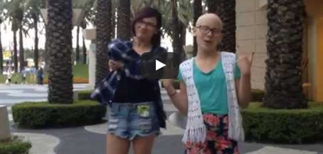 Alopecia Girls – NAAF Conference 2015 on YouTube