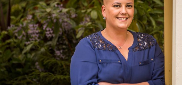 Launceston woman shares her Alopecia Areata Story